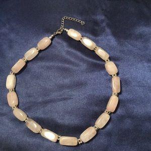 Jewelry - Rose Quartz Choker